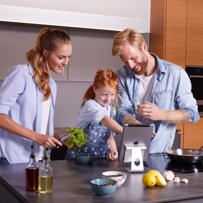 Oranier Küchentechnik: Es geht um mehr, als nur ums Kochen   ORANIER