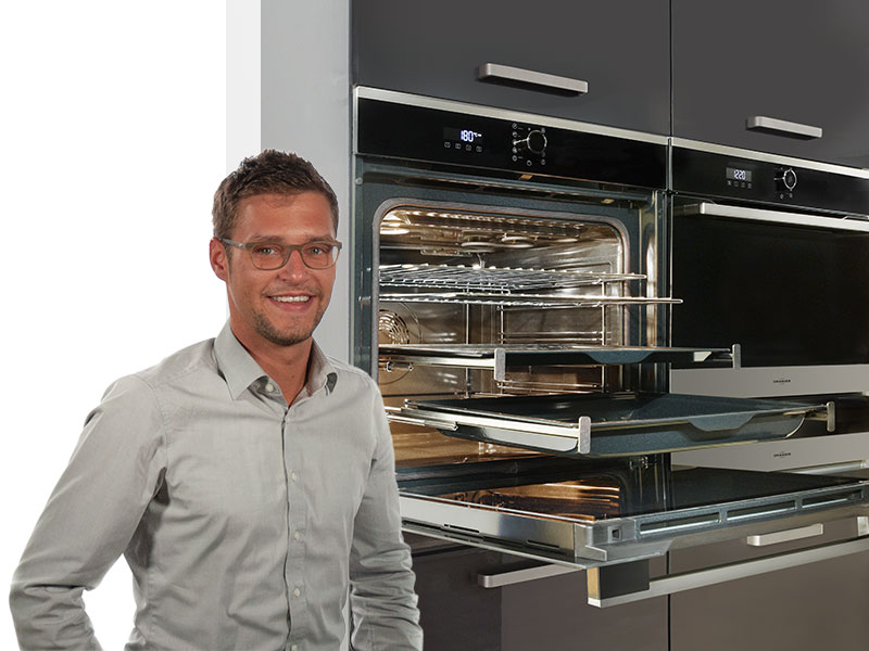 Küchentechnik und Heiztechnik für Deine Familie seit 1904   ORANIER