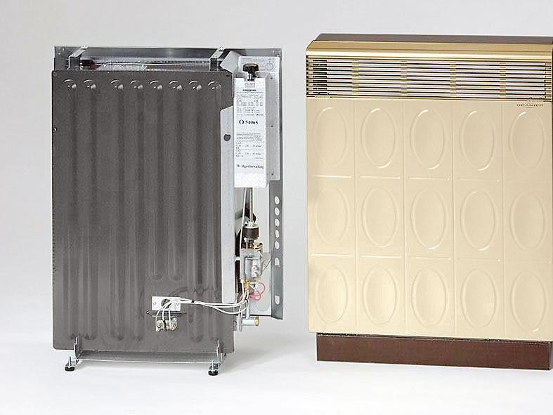 Bekannt Gasheizautomat 8941-40 Palma Relief (4,7 kW) | ORANIER IR97