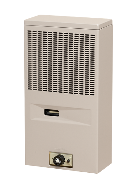 Gasheizautomat 39-26 Werra (2,0 kW) mit reversiblem Anschluss Erdgas, Sand