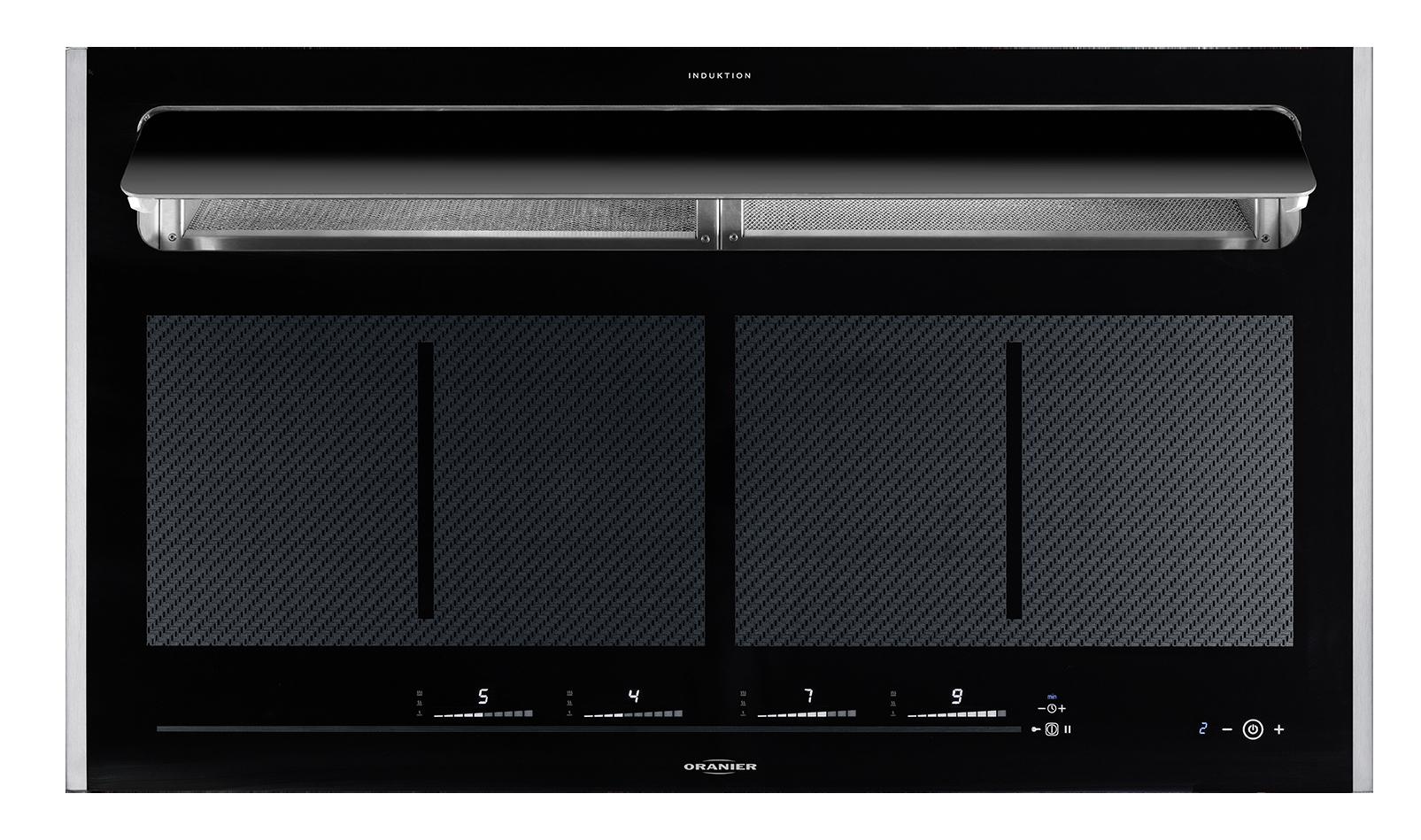 Gorenje Kühlschrank Zeichenerklärung : Flächeninduktion mit kochfeldabzug abluft modul kfl 2094 rahmenlos