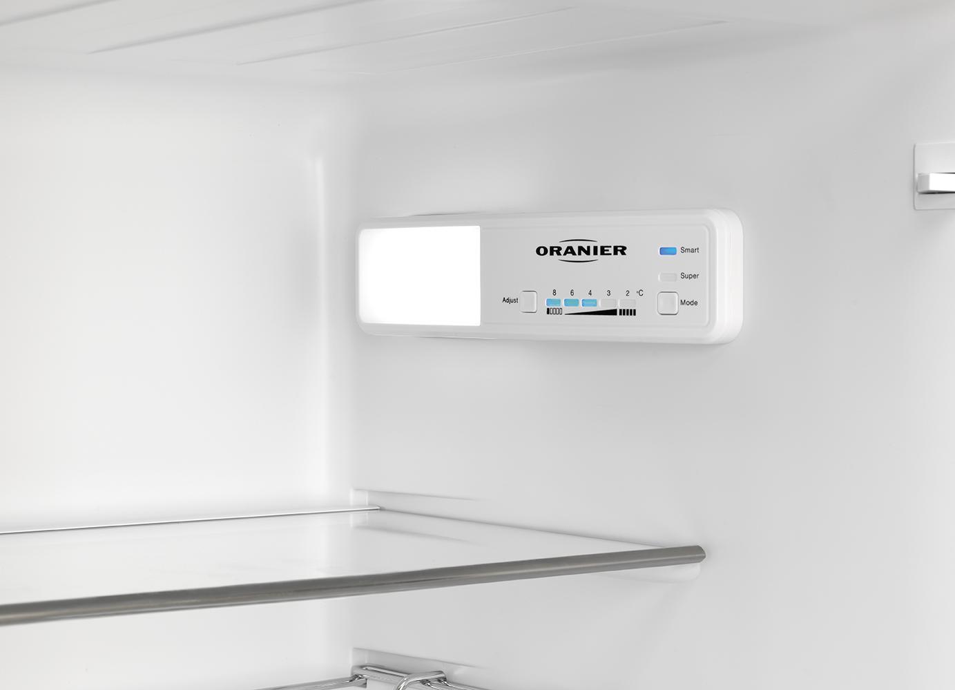 Kühlschrank Alarm : Kühlschrank mit gefrierfach eks oranier