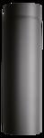 Smoke pipe L = 150 mm Stahl Gussgrau