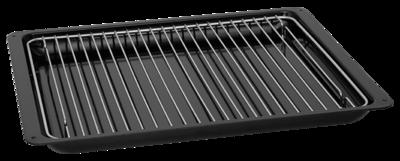 Einlege-Grillrost für Backblech Einlege-Grillrost für Backblech