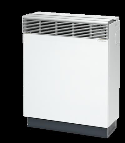 Gasheizautomat 8941-60 Palma Plan (7,0 kW) Weiß Erdgas