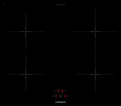 Induktions-Kochfeld (rahmenlos) KFI 9962 TC KFI 9962 TC