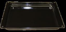 Emaillierte Fettpfanne (40 mm tief) Emaillierte Fettpfanne (40 mm tief)