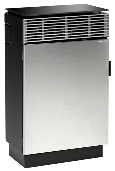 Gasheizautomat 8941-40 Palma Plan (4,7 kW) Edelstahl Erdgas