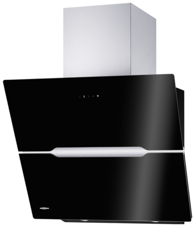 Wall hood with headroom-design Vivio S/W Vivio 75 S