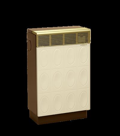 Gasheizautomat 8941-40 Palma Relief (4,7 kW) Beige / Braun Erdgas