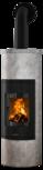 Kaminofen Arkona W+ 2.0 Speckstein
