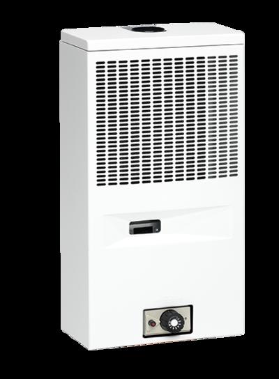 Gasheizautomat 8920-23 Bozen (2,3 kW) Weiß Erdgas
