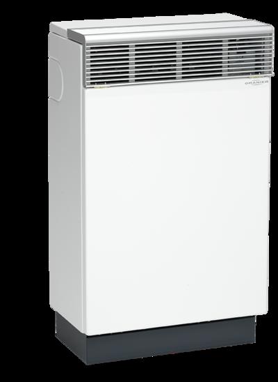 Gasheizautomat 8941-40 Palma Plan (4,7 kW) Weiß Erdgas