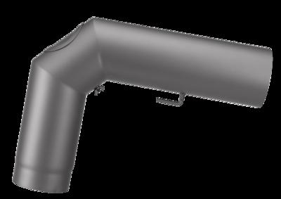 Pipe set standard Steel grey