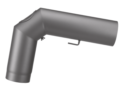 Rohrset Standard Stahl Gussgrau