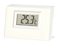 Remote temperature display Remote temperature display
