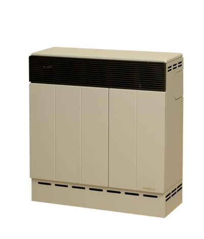 Gasheizautomat 52-70 Saale (7,0 kW) Riegel Sand Erdgas