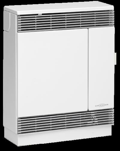Gasheizautomat 8808-35 Bari (3,4 kW) Weiß Erdgas