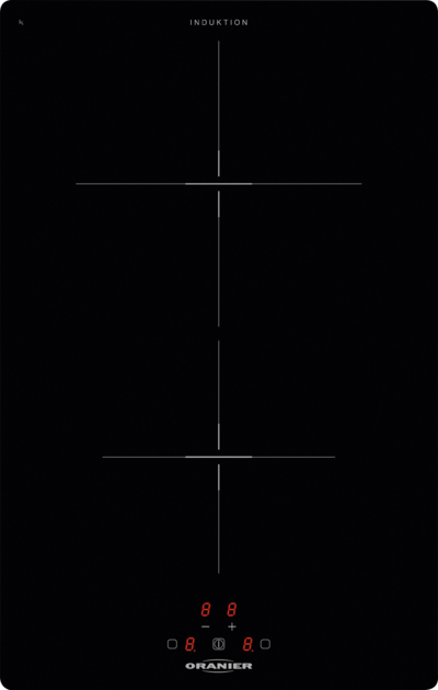 Domino-induction-hob (frameless) KFI 2041 TC KFI 2041 TC