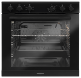 Electric built in oven EBH 9913 EBH 9913, pureBLACK-Front